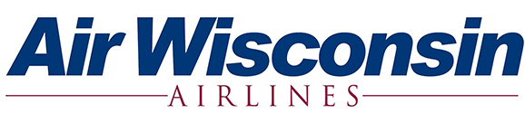 Logotipo de Air Wisconsin Airlines (PRNewsfoto / Air Wisconsin Airlines)